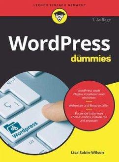 WordPress für Dummies - Sabin-Wilson, Lisa