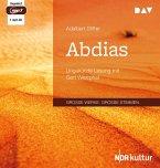 Abdias, 1 MP3-CD