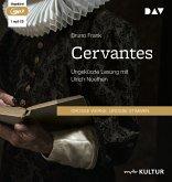 Cervantes, 1 MP3-CD