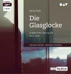 Die Glasglocke, 1 MP3-CD