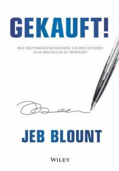 Gekauft! - Blount, Jeb