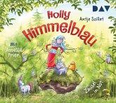 Zausel in Not / Holly Himmelblau Bd.2 (2 Audio-CDs)