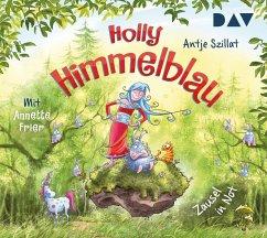 Zausel in Not / Holly Himmelblau Bd.2 (2 Audio-CDs) - Szillat, Antje