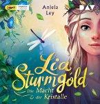 Die Macht der Kristalle / Lia Sturmgold Bd.1 (1 MP3-CD)