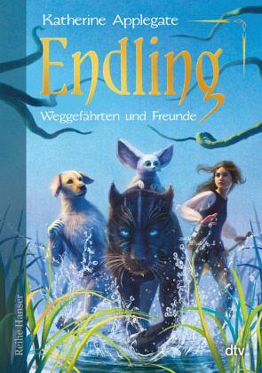 Buch-Reihe Die Endling-Trilogie