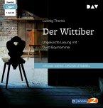 Der Wittiber, 1 MP3-CD