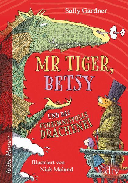 Buch-Reihe Mr Tiger und Betsy
