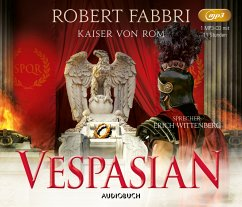 Kaiser von Rom / Vespasian Bd.9 (1 MP3-CD) - Fabbri, Robert