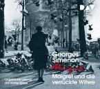 Maigret und die verrückte Witwe / Kommissar Maigret Bd.22 (4 Audio-CDs)