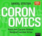 Coronomics, Audio-CD