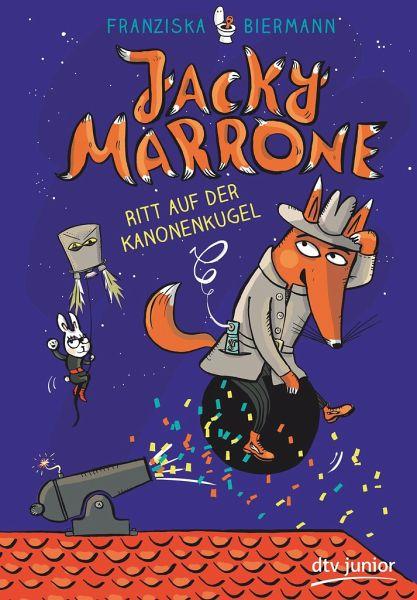 Buch-Reihe Jacky Marrone