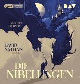 Die Nibelungen - Glanzzeit und Untergang eines mächtigen Volkes, 1 MP3-CD