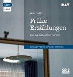 Frühe Erzählungen, 1 MP3-CD