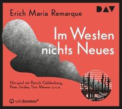 Im Westen nichts Neues, 2 Audio-CD - Remarque, Erich Maria