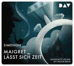Maigret lässt sich Zeit / Kommissar Maigret Bd.64 (4 Audio-CDs)