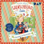 Wunschalarm im Klassenzimmer / Wunschbüro Edda Bd.4 (1 Audio-CD)