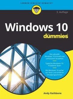 Windows 10 für Dummies - Rathbone, Andy