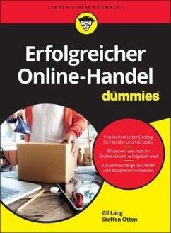 Erfolgreicher Online-Handel für Dummies - Lang, Gil;Otten, Steffen