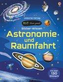 MINT - Wissen gewinnt! Sticker-Wissen: Astronomie und Raumfahrt