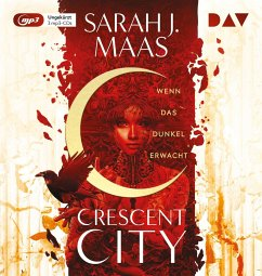 Wenn das Dunkel erwacht / Crescent City Bd.1 (3 MP3-CDs) - Maas, Sarah J.
