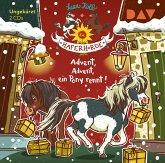 Advent, Advent, ein Pony rennt! / Die Haferhorde Bd.16 (2 Audio-CDs)