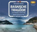 Baskische Tragödie / Luc Verlain Bd.4 (1 MP3-CD)