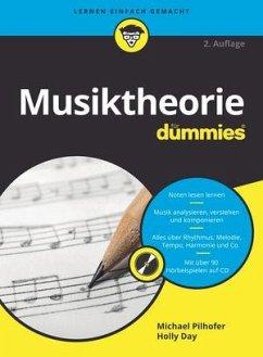Musiktheorie für Dummies - Pilhofer, Michael; Day, Holly