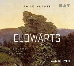 Elbwärts, 6 Audio-CD - Krause, Thilo
