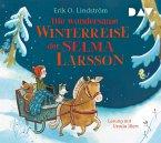 Die wundersame Winterreise der Selma Larsson, 2 Audio-CD