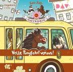Volle Ponyfahrt voraus! / Die Haferhorde Bd.15 (2 Audio-CDs)