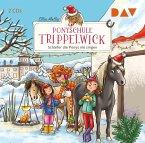 Schiefer die Ponys nie singen / Ponyschule Trippelwick Bd.3 (2 Audio-CDs)