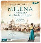 Milena und die Briefe der Liebe / Außergewöhnliche Frauen zwischen Aufbruch und Liebe Bd.3 (1 MP3-CD)