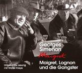 Maigret, Lognon und die Gangster / Kommissar Maigret Bd.39 (4 Audio-CDs)