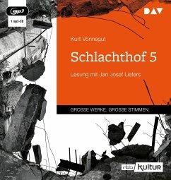 Schlachthof 5, 1 MP3-CD - Vonnegut, Kurt