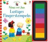 Nina und Jan - Lustiges Fingerstempeln