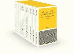 Das dramatische Werk in 18 Bänden in Kassette - Dürrenmatt, Friedrich