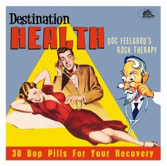 Destination Health-Dr.Feelgood'S Rock Therapy ( - Diverse