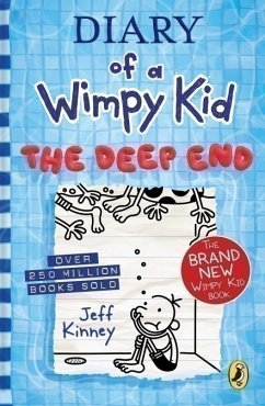 Diary of a Wimpy Kid 15. The Deep End - Kinney, Jeff