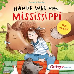 Hände weg von Mississippi (MP3-Download) - Funke, Cornelia