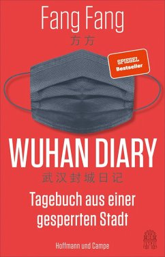 Wuhan Diary (eBook, ePUB) - Fang, Fang