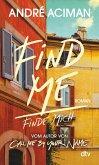 Find Me, Finde mich (eBook, ePUB)