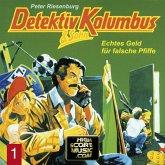 Detektiv Kolumbus & Sohn, Folge 1: Echtes Geld für falsche Pfiffe (MP3-Download)
