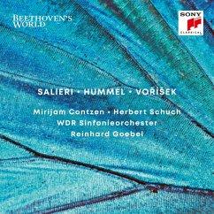 Beethoven'S World: Salieri,Hummel,Vorisek - Goebel,R./Wdr Sinfonieorch./Contzen,M./Schuch,H.