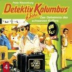 Detektiv Kolumbus & Sohn, Folge 4: Das Geheimnis des schwarzen Koffers (MP3-Download)