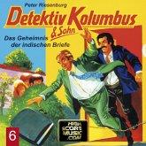Detektiv Kolumbus & Sohn, Folge 6: Das Geheimnis der indischen Briefe (MP3-Download)