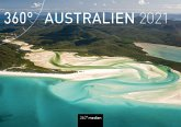360° Australien Klappkalender 2021