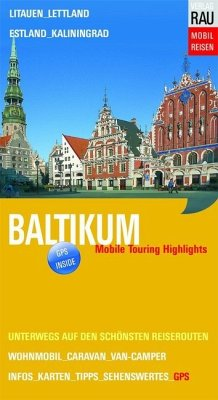 Baltikum - Rau, Werner