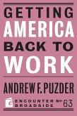 Getting America Back to Work (eBook, ePUB)