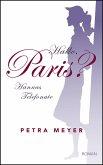 Hallo, Paris? (eBook, ePUB)