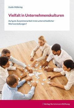 Vielfalt in Unternehmenskulturen (eBook, ePUB) - Möllering, Guido